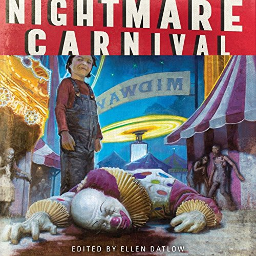 Nightmare Carnival audiobook cover art