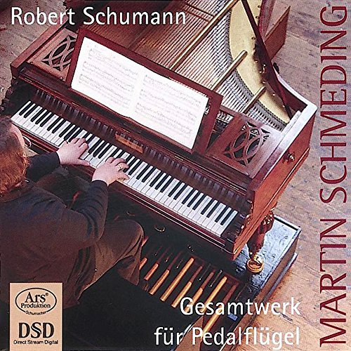 Robert schumann musique pour piano a pedalier