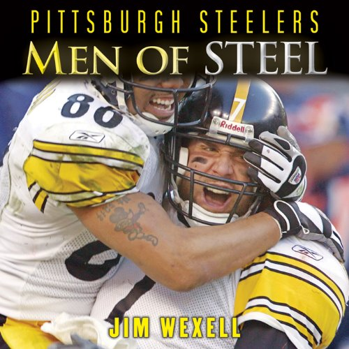 Pittsburgh Steelers audiobook cover art