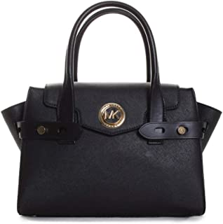 Michael Kors Carmen Small Flap Satchel Handbag