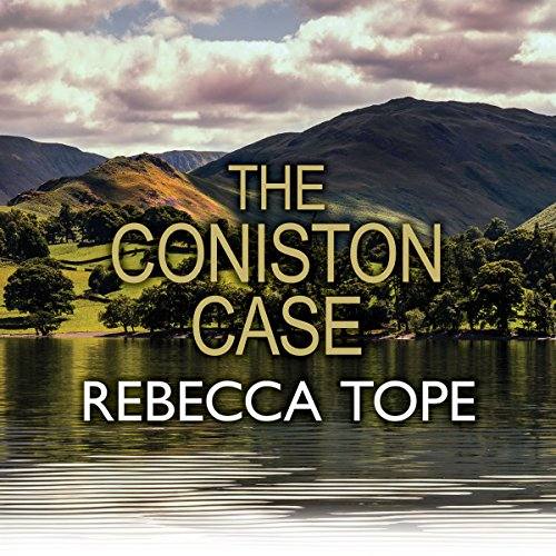 The Coniston Case audiobook cover art