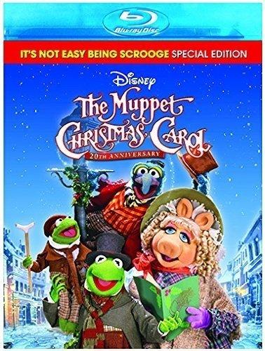 Muppets Christmas Carol: Special Edition 2012 [Edizione: Stati Uniti] [Italia] [Blu-ray]