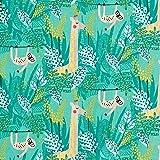 Fabulous Fabrics Cretonne Baumwollstoff Gute Sicht im