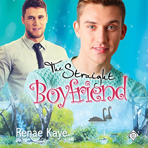 The Straight Boyfriend audiobook cover art