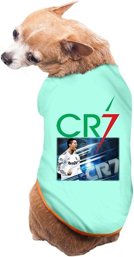 hfyen Cristiano Ronaldo logotipo diario mascota perro ropa ...