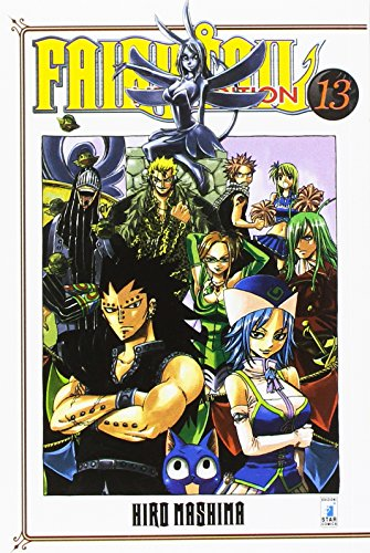 Fairy Tail. New edition (Vol. 13)