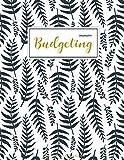 Budgeting Organizer: Finance Monthly & Weekly Budget Planner Expense Tracker Bill Organizer Journal Notebook | Budget Planning | Budget Worksheets ... (Expense Tracker Budget Planner) (Volume 1)