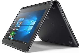 Lenovo N23 11.6-inch IPS Anti-Glare Touchscreen 2-in-1 Business Laptop, Intel Celeron N3060, 4GB RAM, 128GB Solid State Drive, Windows 10 Professional