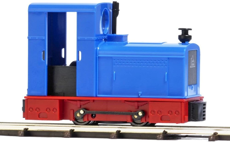 Busch 12132 Deutz OMZ 122 F blau rot