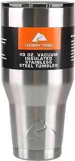 Ozark Trail 40oz. Vacuum Insulated Stainless Steel Tumbler