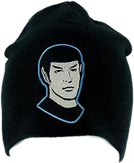 cd64d3c0c52 Mr. Spock Son of Sarek Star Trek Beanie Alternative Style Clothing Knit Cap  Cosplay