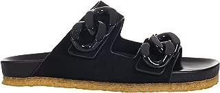 Luxury Fashion Womens 54898004 Black Sandals   Spring Summer 19