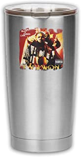 PatriciaMRivas Raekwon-Only Built 4 Cuban Linx 20oz Tumbler Stainless Steel Double Insulated Water Tumbler Cup Wine Coffee Mug With Lid, Travel Mug Works Great For Ice Drink, Hot Beverage