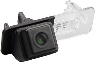 Videocamera di retromarcia HD per retromarcia per Mercedes Benz S E C Class S300 400 X204 W204 W212 W221 W216 visione notturna con foro posteriore OEM telecamera di ricambio impermeabile