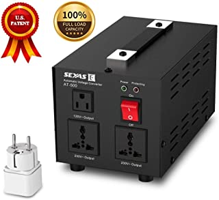 Best s600 voltage transformer Reviews