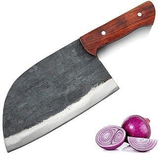 Main Cleaver couteau de chef chinois acier au manganèse Cuisine couperets bienvenus Slicing cuisine Outils Accueil