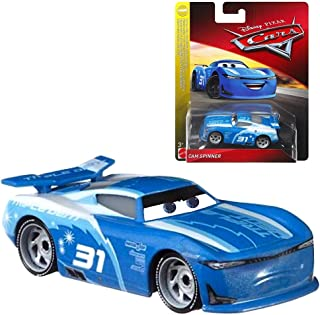 Cam Spinner Next Gen Piston Cup Racers Disney Cars Diecast 1:55 Scale