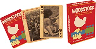 Woodstock Playing Card Deck