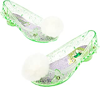 Store Tinkerbell/Tinker Bell Fairy Light-Up Shoes for Girls - Size 2/3