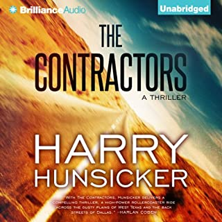 The Contractors audiobook cover art