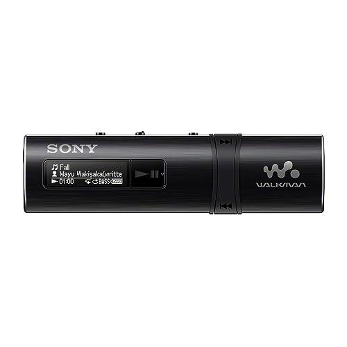 Sony NWZ-B183FB Lecteur MP3 4Go Clé USB - Noir