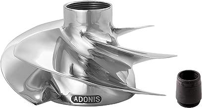Adonis Impeller Compatible with SeaDoo 2005-2008 RXT GTX LTD 215 2007-2008 GTX WAKE 215 2008 GTX 215 2005 GTX 4-TEC LTD SCIC