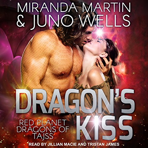 Dragon's Kiss cover art