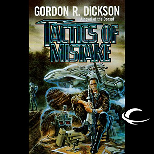 Tactics of Mistake audiobook cover art