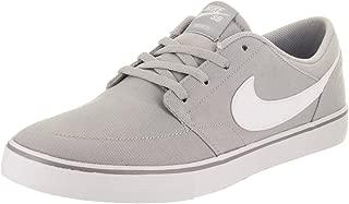 Nike Men's Sb Portmore Ii Solar Cnvs Skateboarding Shoes