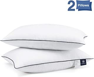 SUMITU Bed Pillows for Sleeping 2 Pack Standard Size 20 x 26 Inches, Hypoallergenic Pillow for Side and Back Sleeper, Soft...