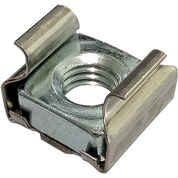 10x /écrou cage M3 L9.5mm H5.2mm pour t/ôle 0.3-0.9mm C19230 Aerzetix