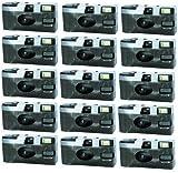 FV-Sonderleistung 1EFLK71-15 Klassik Kameralook Einwegkamera mit Blitz (15-er Pack) -