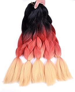 Best 3 in 1 kanekalon hair Reviews