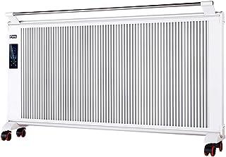 WenFei shop Calentador de Panel eléctrico/radiador convector, teléfono móvil Control Remoto WiFi - Panel Plano Delgado - Montado en la Pared - Calentadores eléctricos de Ahorro de energía eficiente