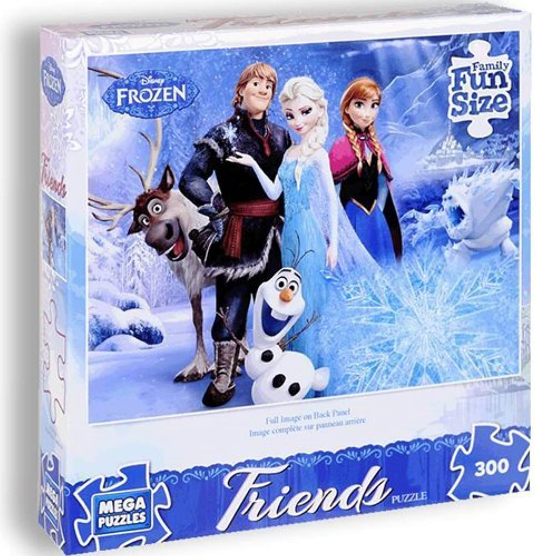 Frozen Disney Friends Eternal Winter 300 Piece Puzzle by Disney