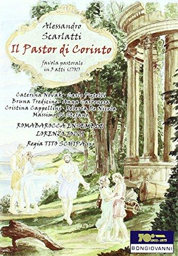 Alessandro Scarlatti: Il Pastor di Corinto [UK Import]