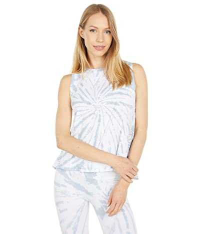 LAmade Tie-Dye Cora Tank in Tissue Jersey