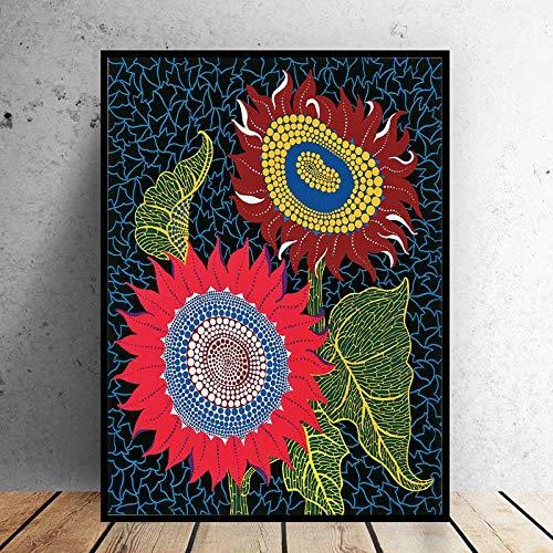 Leinwanddrucke Kostenlose Kunst Wandkunst Bild Wohnzimmer Wohnkultur60x75cmRahmenlose Malerei