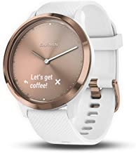 garmin vivomove hr premium rose gold