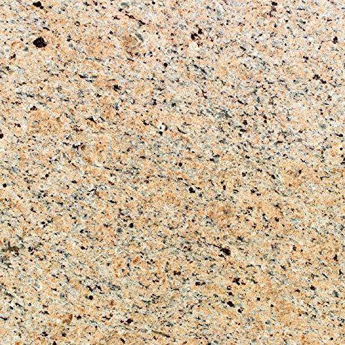 PrintYourHome Fliesenaufkleber für Küche und Bad   Dekor Granit Braun   Fliesenfolie für 10x10cm Fliesen   22 Stück   Klebefliesen günstig in 1A Qualität