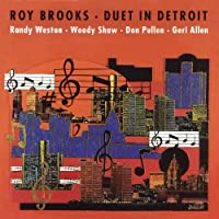 Duet In Detroit by ROY BROOKS (2014-07-16)