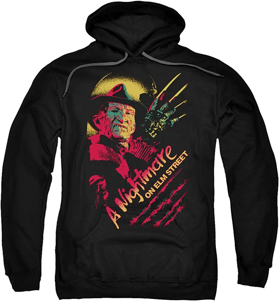 AE Designs Nightmare On Elm Directly managed store Hoodie Hoody Max 54% OFF Claws Street Freddy
