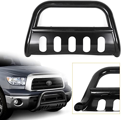 lowest Mallofusa Front outlet sale Bull Bar Bumper Brush Push Grill Guard Bumper for 2005-2015 lowest TACOMA Black sale