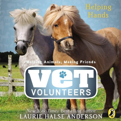 Helping Hands audiobook cover art