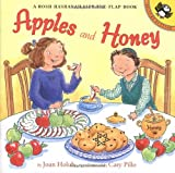 Apples and Honey - Baby and Toddler Rosh Hashanah for Kids - Books
