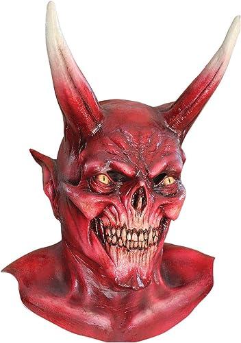 Die rot Devil Mask
