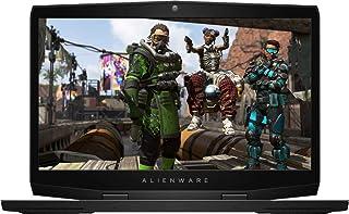 Dell Alienware M17 Thin Gaming Laptop Core i7 8750H , 16GB , 1TB + 512GB SSD , RTX2070 8GB VGA , Win 10 , 17.3 FHD Display