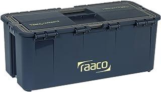 raaco maletín de herramientas Compact 15, azules, 136563