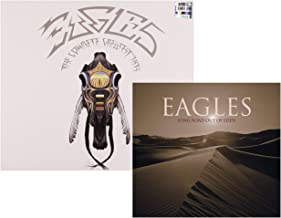 The Complete Greatest Hits - Long Road Out Of Eden - Eagles - 2 CD Album Bundling