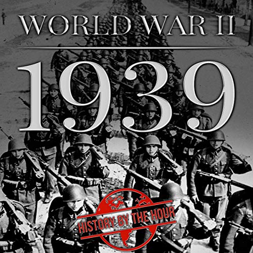World War II: 1939  audiobook cover art